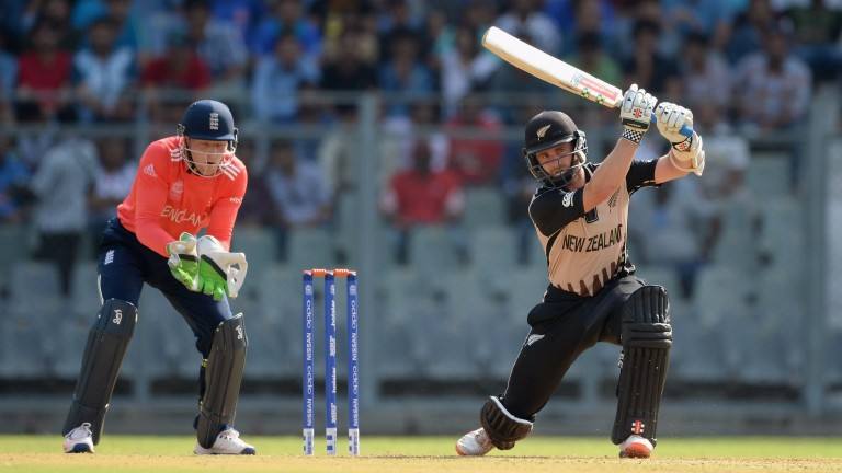 New Zealand's Kane Williamson made a big impact for Hyderabad