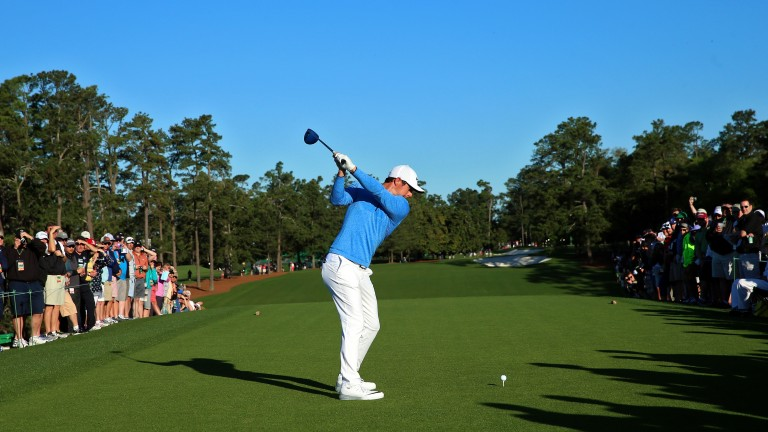 Rory McIlroy has added even more driving distance to his game