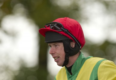 Andrew Lynch: will have his first rides since August 28 at Ayr on Friday