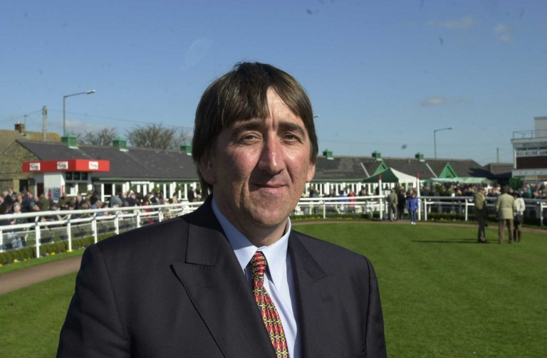Alan Berry: lost his licence in February due to concerns over horse welfare