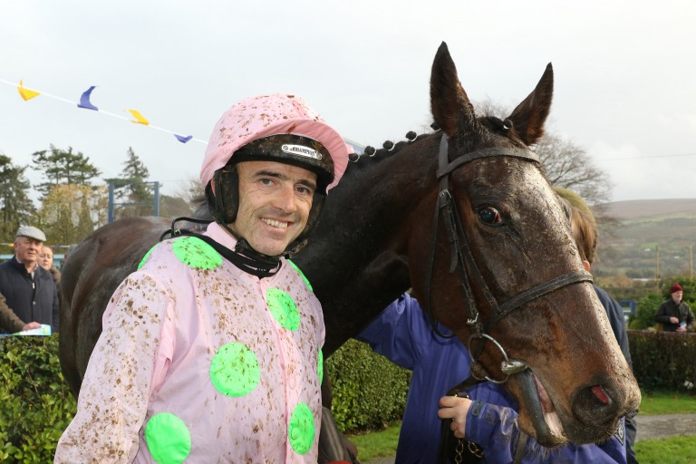 Ruby Walsh: teams up with trainer Jim Nash for the first time