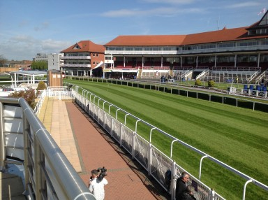 Chester prepares to welcome the Investec Derby favourite