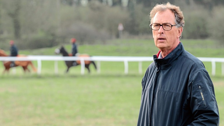 Roger Charlton: in agreement with Burke