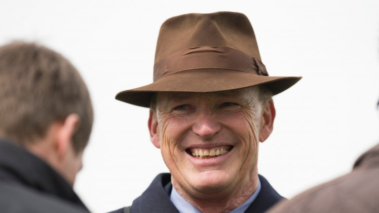 John Gosden: could have a promising sort in the shape of Regent