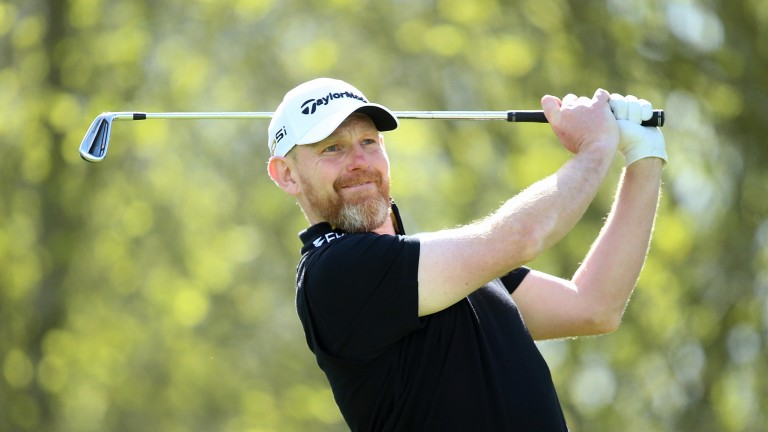 Stephen Gallacher can end the week as leading Scot