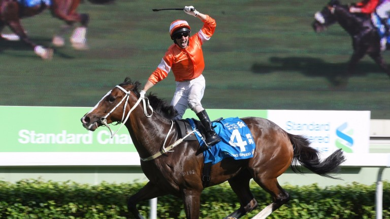 Neil Callan: the Hong Kong-based rider talks about the riding difficulties presented by Happy Valley and Sha Tin