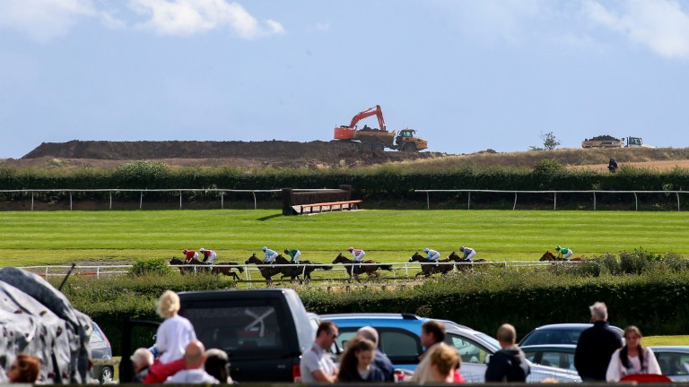 Catterick: racing on Monday