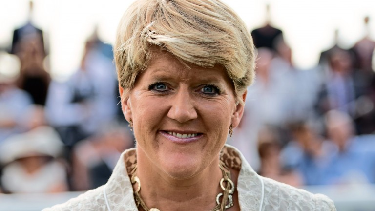 Clare Balding: turns 46 today