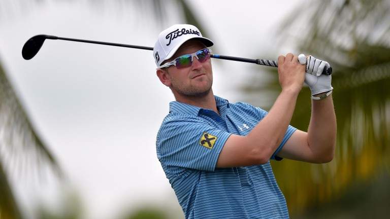 Bernd Wiesberger is one of the Europe's most consistent tee-to-green operators