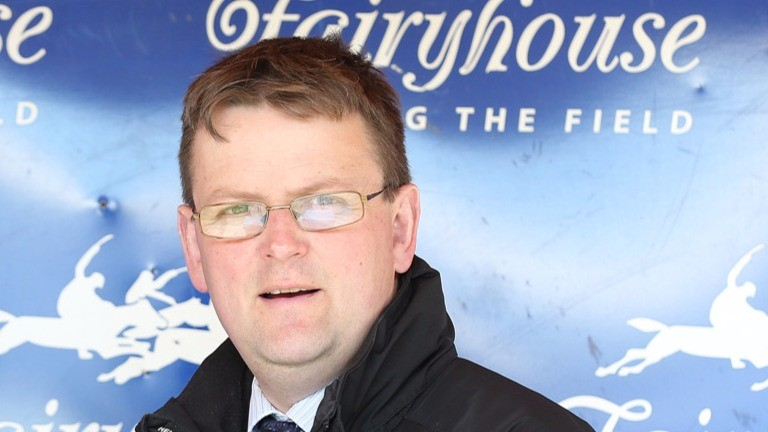 Fairyhouse manager Peter Roe: thinks Racing TV deserves time before it can be criticised