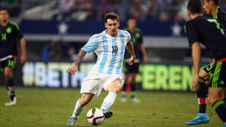 Lionel Messi has been struggling to find his form for Argentina