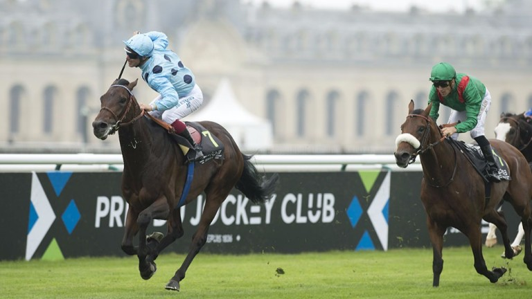 Almanzor provided Wootton Bassett with his first Classic winner