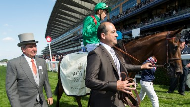 Ervedya: bids for back-to-back Royal Ascot successes after last year's Coronation Stakes win