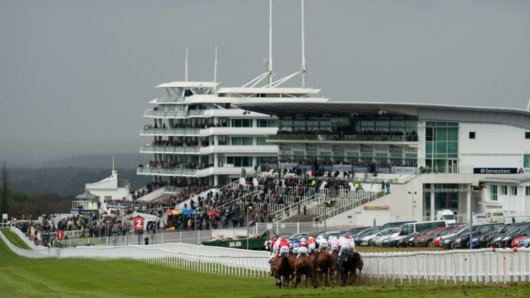 Epsom: first meeting of the year