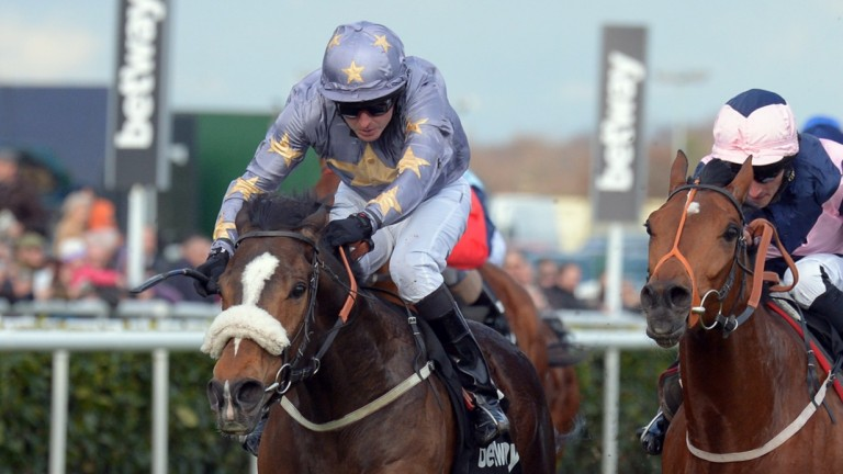 Gabrial won the Lincoln at Doncaster in 2015