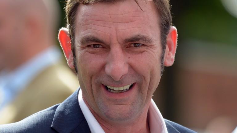 Paul Midgley: winning trainer of Final Venture
