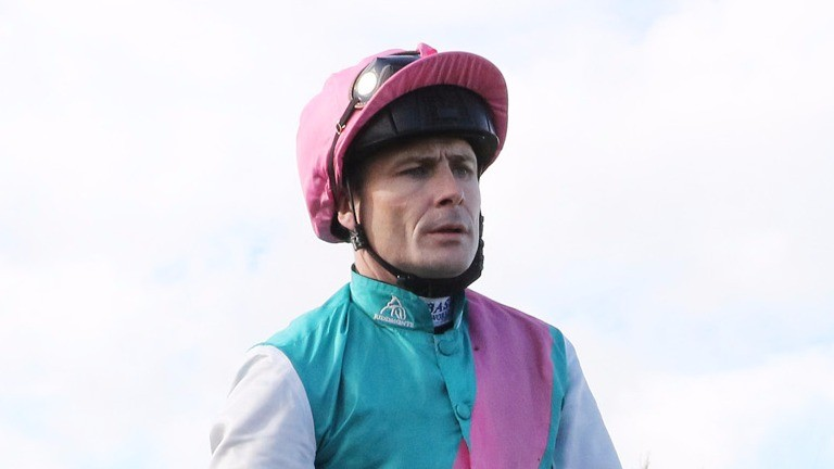 Pat Smullen: eyeing another Group 1 success on Saturday