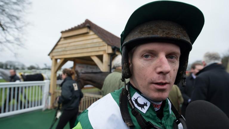 Noel Fehily: rides Silviniaco Conti at Down Royal on Saturday