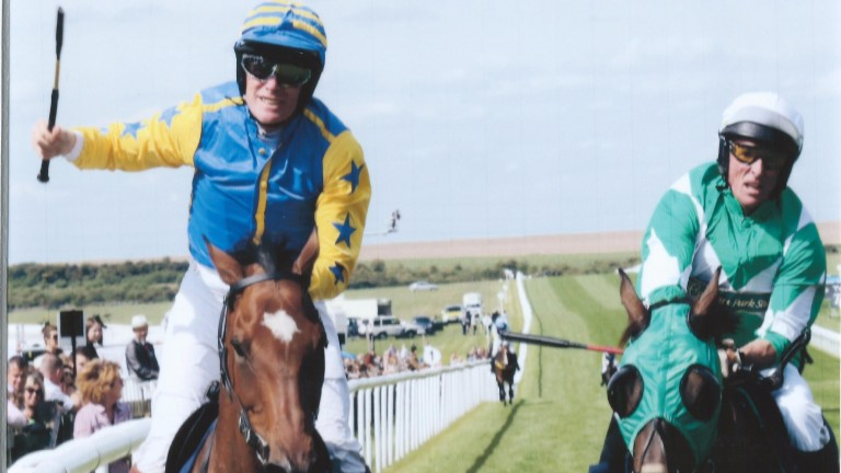 The Newmarket Town Plate is an event for genuine amateurs