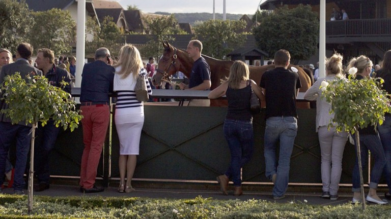 Arqana: the V2 Yearling Sale takes place at Deauville on August 20