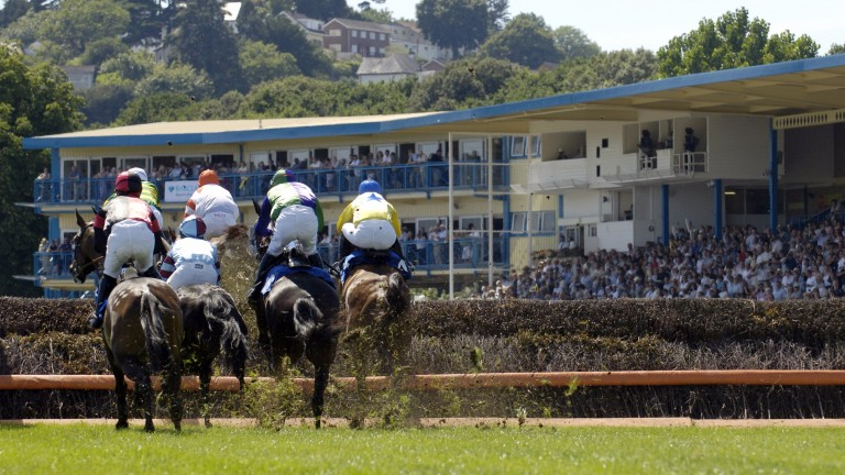 Newton Abbot: will track's meeting go ahead?