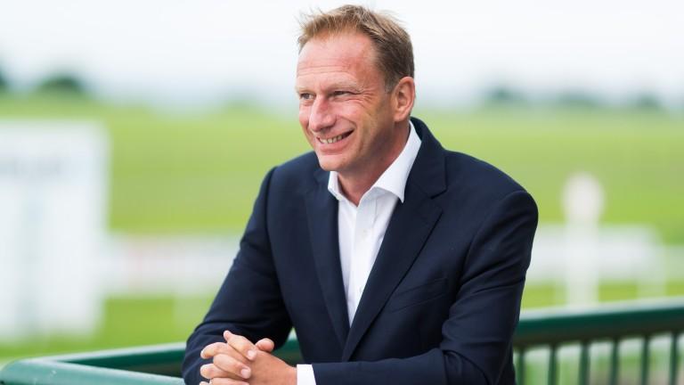 Arena Racing Company chief executive Martin Cruddace