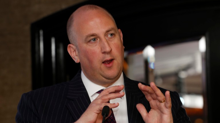 Nick Rust: BHA chief is confident racing will remain in good health over the next few years