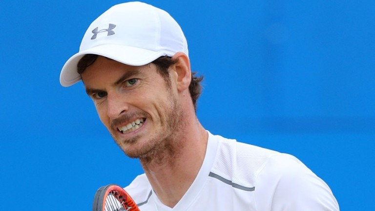 Murray has never won all three round-robin matches at the O2
