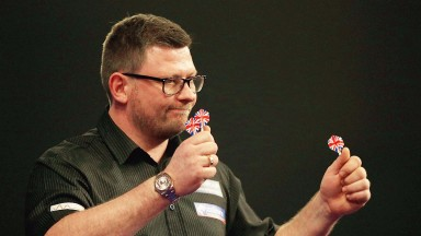 James Wade relishes the big-stage tournaments