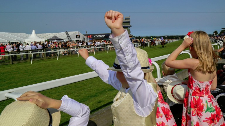 Beverley: the Brian Yeardley and Hilary Needler are intriguing two-year-old races