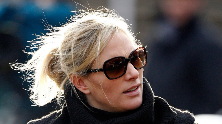 Zara Tindall: captaining eventers versus jockeys