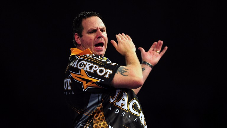 Adrian Lewis badly needs a win
