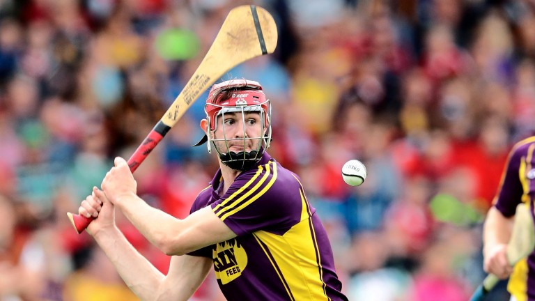 Wexford star Paudie Foley