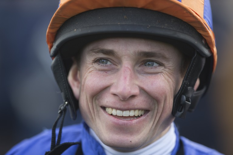 Ryan Moore: takes the mount on Marconi for Todd Pletcher
