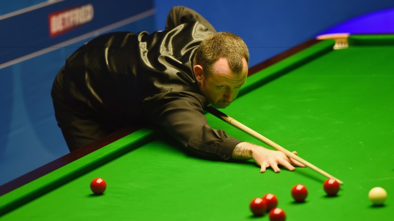 Mark Williams could struggle at the Ricoh Arena