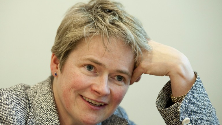 Dido Harding: 'The enormity of it just didn't sink in at the time'