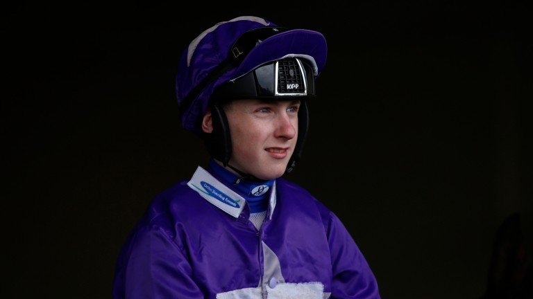 Nathan Evans: rode 49 winners in the last campaign