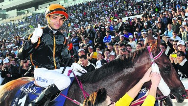 Joao Moreira said that Able Friend 'has a place in my heart'