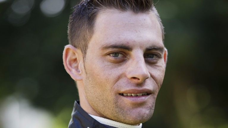 Gavin Lerena: in action at Bath on Wednesday