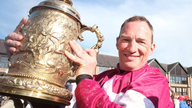 Paul Carberry: is 44 today