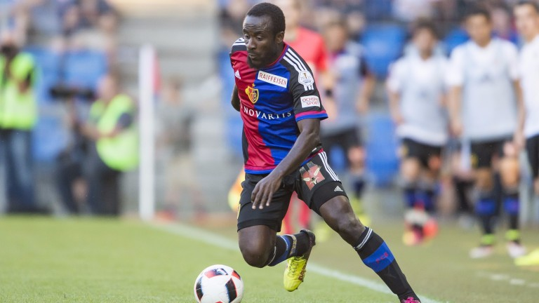 New arrival Seydou Doumbia has scored seven goals in ten appearances for Basel