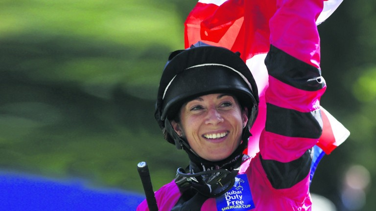 Hayley Turner: fellow competitors on July 4 include Sammy Jo Bell and Ana O'Brien