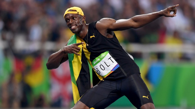 Usain Bolt: the track's biggest star is retiring