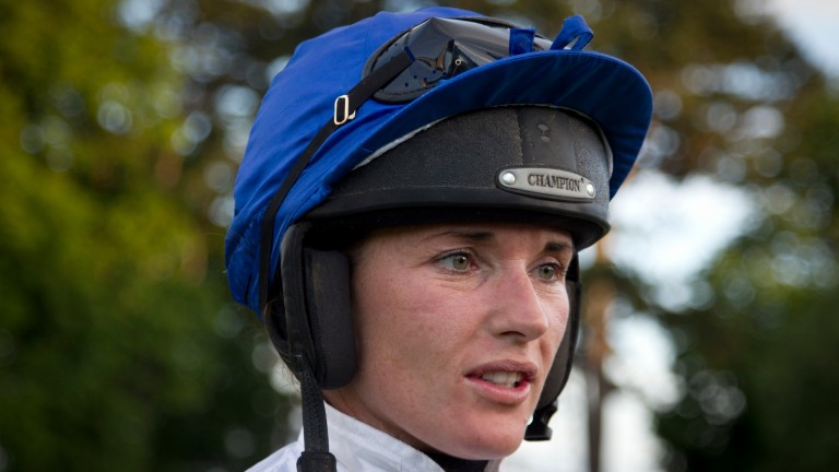Katie Walsh: won the Tim Duggan Handicap Chase back in 2011 on Seabass