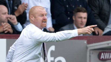 Burnley manager Sean Dyche is preparing to make changes for the EFL Cup