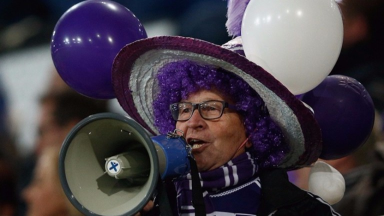 Anderlecht fans should have plenty to celebrate