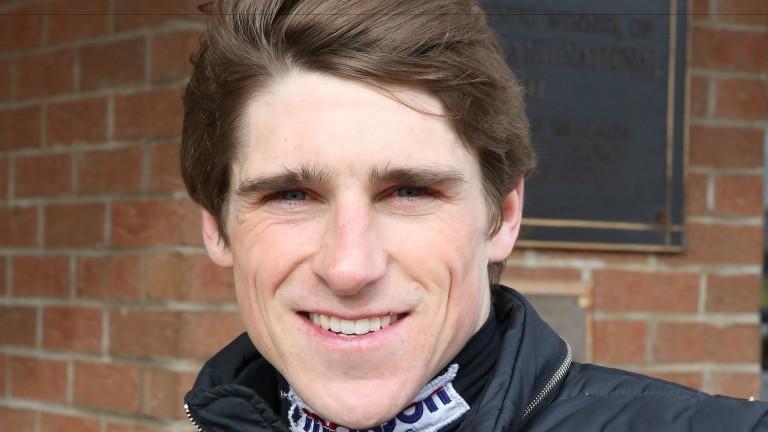 Harry Skelton: rode his 60th winner of the season on Three Musketeers