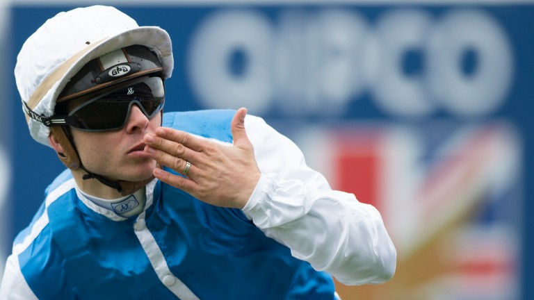Maxime Guyon became champion jockey in France for the first time in 2019