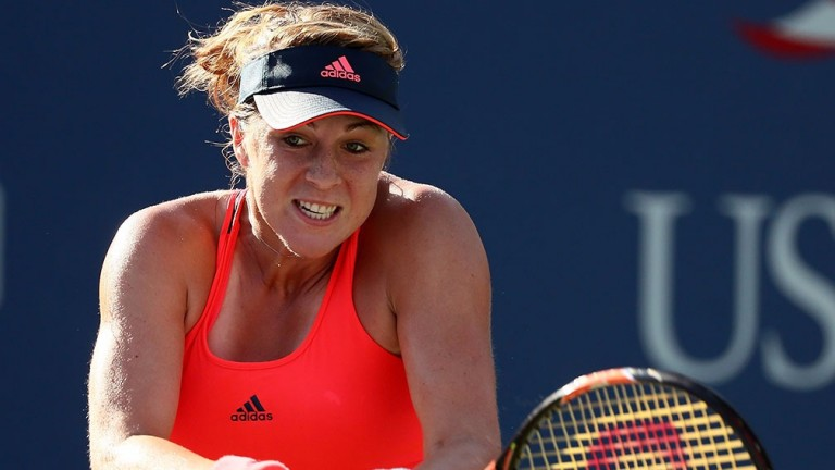 Anastasia Pavlyuchenkova is solid on grass