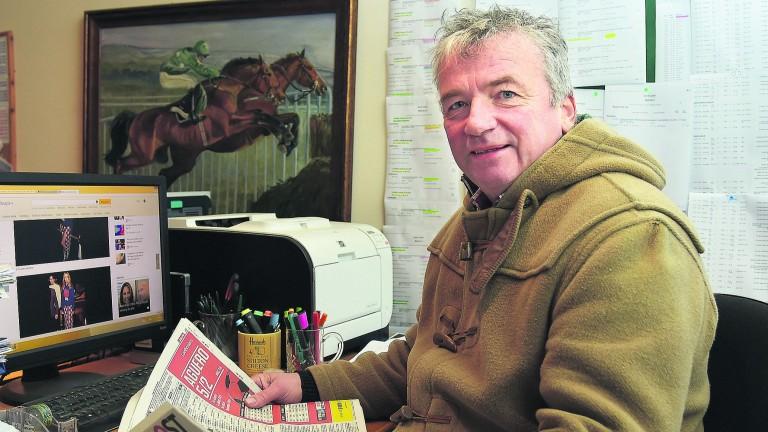 Nigel Twiston-Davies: trained the latest winner Colin's Brother